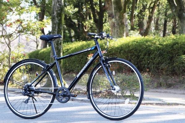 低身長向けのクロスバイク