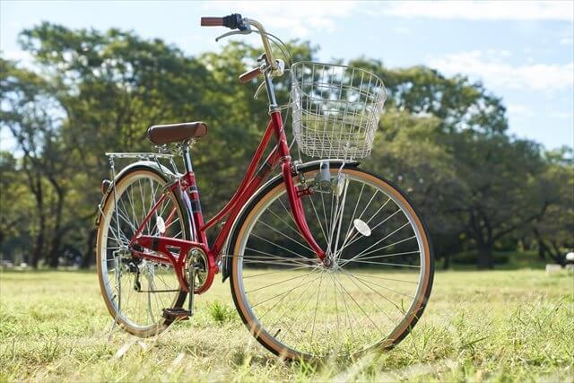 クロスバイク 女性 通勤