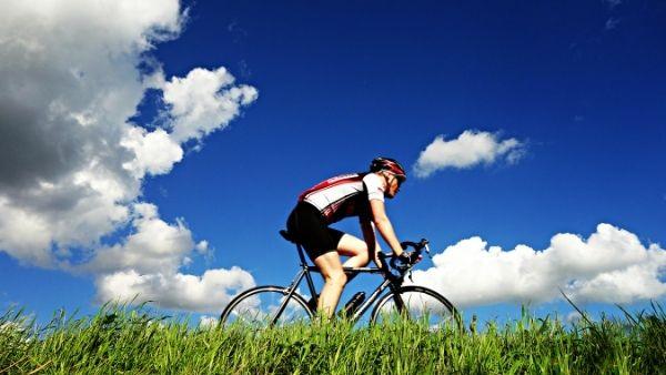 休日 サイクリング